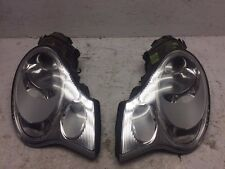 02 03 04 05 Porsche 996 911 OEM LEFT RIGHT HALOGEN HEADLIGHTS 99663105550 05650