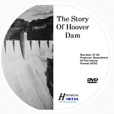 THE STORY OF HOOVER DAM (DVD) (NTSC)