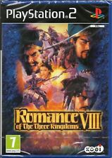 Romance Of The Three Kingdoms VIII 8 Game PS2 Sony PlayStation 2 PAL Brand New