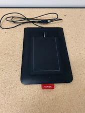 Wacom Bamboo Touch Tablet CTH-460 NO STYLUS PEN Tablet Only Working!