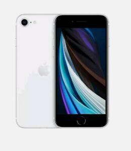 Apple iPhone SE 2nd Gen- WHITE-64GB (Cricket Wireless) A2275