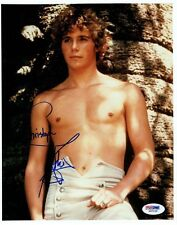 Christopher Atkins Signed Blue Lagoon Autographed 8x10 Photo PSA/DNA #X47106