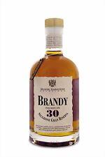 Brandy Gran Riserva 30 Jahre Holzfaßgelagert Monte Sabotino Italien 40 % Vol 700
