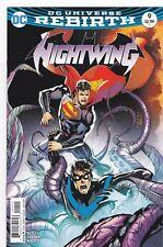 NIGHTWING #9 / DC UNIVERSE REBIRTH / SUPERMAN / SEELEY / TAKARA / 2016