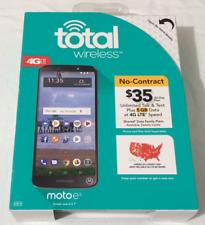 "*NEW SEALED* Total Wireless Motorola Moto E5 5.7""16GB Prepaid Android SmartPhone"