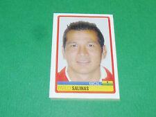 N°53 PABLO SALINAS BOLIVIA PANINI FOOTBALL COPA AMERICA 2007