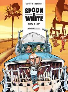 BD - SPOON & WHITE, ROAD'N'TRIP / LETURGIE, EO BAMBOO