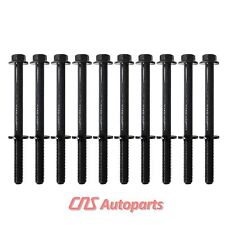 Cylinder Head Bolts 91-02 Saturn SC SC2 SL2 SW2 1.9L DOHC L4 16V