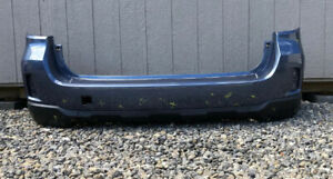 2015 2016 2017 SUBARU OUTBACK REAR BUMPER COVER OEM Twilight Blue Color