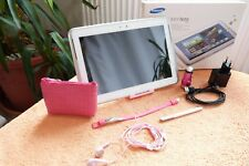 Samsung Galaxy Note N8000 * 16GB Weiss ROSA EXTRAS * 10 Zoll * Android 3G SIM