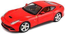4893993260072 Merchandising Bburago - Ferrari F12 Berlinetta 1 24 (giallo / Ross