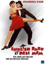 English Babu Desi Mem - Shahrukh Khan - DVD