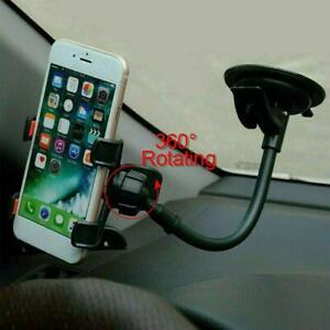 Car Windshield Suction Cup Mount Holder Cradle For Mobile Cell Phone iPhone GPS.