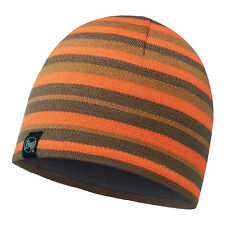 Buff Active Laki Stripes Primaloft Knitted Beanie Hat Fossil