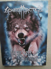 SONATA ARCTICA - FOR THE SAKE OF REVENGE 2006 DVD + CD OCCASION 0826596030395