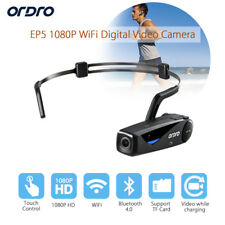 Ordro EP5 Wifi Action Camera Bike Motorcycle DV 1080P HD Cam DVR MOV H.264 w/Mic