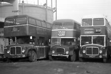 Wards epping aec x dennis deckers depot c73 6x4 Quality Bus Photo