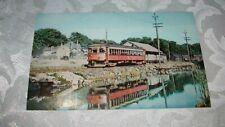 NIAGARA ST CATHARINES & TORONTO RAILWAY #82 AT THOROLD 1954