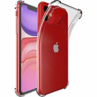 ebeststar Coque Apple iPhone 11 Etui Housse Silicone Rebords Renforcés Antichoc