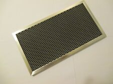 1 Pack  GE JX81A, WB2X9883 Microwave Charcoal Filter 6 1/8 X 11 X 3/8 In