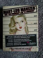 Mary-Lou Manizer Luminizer Resaltador Reflejo Sombra de ojos Ojo Sombra de 1.05 G/.04