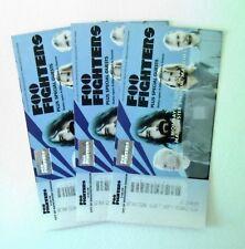 FOO FIGHTERS MEMORABILIA - Standing Tickets / Ticket Stub(s) Manchester 02/06/08