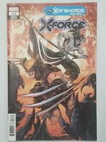 XForce #13 (2020) - X OF SWORDS Marvel Comics Book Gemini / Bag Board
