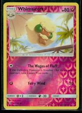 Pokemon WHIMSICOTT 91/145 - Guardians Rising Rev Holo - MINT!