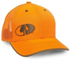 Mossy Oak Embroidered Logo Blaze Mesh Back Cap
