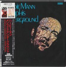Herbie Mann – Memphis Underground (1969) 1ST EDITION JAPAN MINI LP CD Roy Ayers