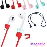Earphone Anti-lost Strap String For Apple AirPod Magnetic Loop String Rope Cable