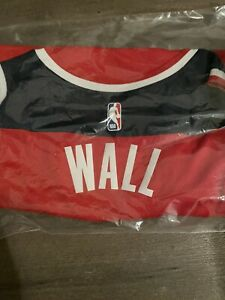 John Wall Washington Wizards Autographed Nike Swingman Signed Jersey JSA