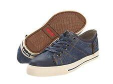 LEVIS 535069-09U ZIP EX LO DENIM Jr's (M) Navy Canvas Skate Shoes