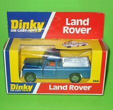 Dinky / 344 Land Rover 109' Pick Up / Boxed