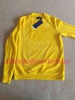 2nd Day Velvet Jumper in Lemon Curry RRP£80 BNWT
