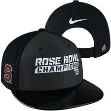 Stanford Cardinal 2013 Rose Bowl Champions Snapback Nike hat NWT Football Pac 12