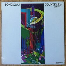 FONOGRAF Country & Eastern LP/HUNGARIAN