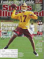 "Sports Illustrated 8/10/2009 ""Fantasy Draft Guide"" Jason Campbell - Redskins- QB"