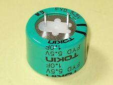 20 psc Tokin Corp FE 5.5V 0.22F Vintage capacitor Rare