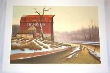 "Wayne Cooper's Ltd Edition Lithograph ""Will Creek"""