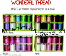 Rayon Embroidery, Hand Sewing Threads