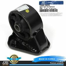 GENUINE Engine Mount Front for 01-06 Hyundai Santa Fe 2.4L 2.7L OEM 21910-26200