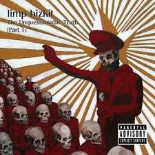 Limp Bizkit The Unquestionable Truth PART 1 BRAND NEW IN STOCK RARE IMPORT