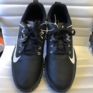 Nike Lunar Commander 2 Men's Golf Shoes Spikes MSRP $140 NEW