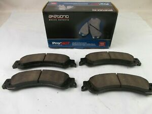 Disc Brake Pad Set Akebono Ceramic Pads Rear Fits; Cadillac Chevrolet GMC