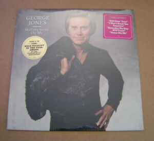 George Jones Still The Same Ole Me LP Sealed NOS Epic Records 1981