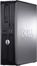 DELL OptiPlex 745 SFF Mini-Pc Core 2 Duo 2*2,13GHz 4GB 120GB DVD+/-RW Windows 10