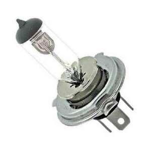 2 X h4 bulb halogen headlight bulb 472 12v 55w clear