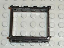 Fenetre noire LEGO black window ref 3853 / Set 7745 4857 6941 377 7997 6450 6386