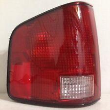 1994 1995 1996 1997 1998 1999 2000 2001 2002 Chevy S10/GMC Sonoma LH Tail Light